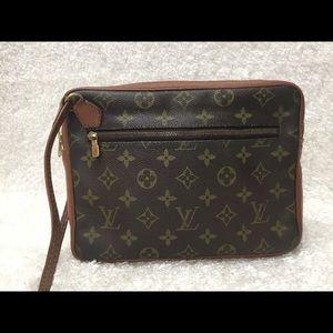Louis Vuitton Vintage Clutch